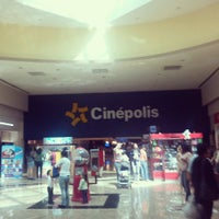 Photo taken at Cinépolis Las Américas by Geisler A. on 3/3/2013