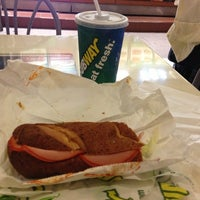 Photo taken at Subway by José Alberto T. on 11/12/2012
