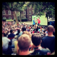 Photo taken at Governors Island by Will M. on 7/13/2014
