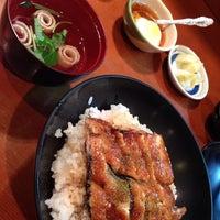 Photo taken at うなぎと和食 いとう by Tsuyoshi I. on 7/23/2014