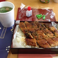 Photo taken at うなぎと和食 いとう by Tsuyoshi I. on 7/29/2014