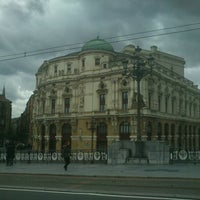 Photo taken at Teatro Arriaga by Amparo C. on 3/30/2013