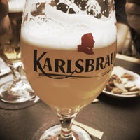 Photo taken at Taverne Karlsbrau by Chad B. on 5/24/2015