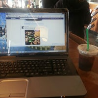 Photo taken at Starbucks by @Ms_Terree G. on 3/23/2013