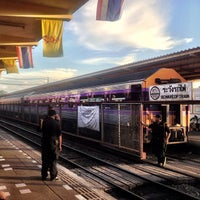 Photo taken at สถานีรถไฟสุราษฎร์ธานี (Surat Thani) SRT4239 by Veronica N. on 7/29/2013