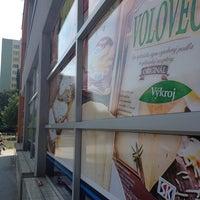 Photo taken at Potraviny Milk Agro by Iwan K. on 8/20/2013