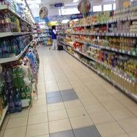 Photo taken at Potraviny Milk Agro by Iwan K. on 4/12/2013