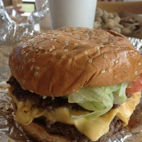 Photo taken at Five Guys by Bobby M. on 6/16/2013
