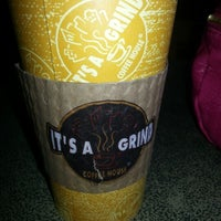 Photo taken at It's A Grind Coffee House by Kelley D. on 11/6/2012