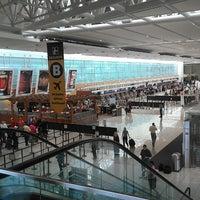 Photo taken at Baltimore / Washington International Thurgood Marshall Airport (BWI) by Abigail C. on 9/10/2013
