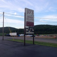 Photo taken at JD's Smokin Bar & Grill by Jason F. on 6/28/2014