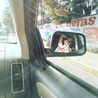 Photo taken at Avenida de las Granjas by Angel I. on 8/28/2015