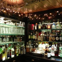 Photo taken at The Waverly Inn by Nadine on 12/15/2012