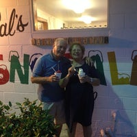 Photo taken at Sal's Sno-Ball Stand by Debbie S. on 6/29/2014