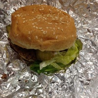 Photo taken at Five Guys by Yvette on 11/24/2013