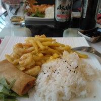 Photo taken at Yun Restaurant by Antonio S. on 11/11/2014