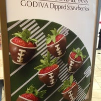 Photo taken at Godiva Chocolatier by Wayne M. on 1/12/2013