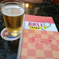 Photo taken at Rosa Chopp by Rogerio G. on 9/28/2012