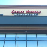 Photo taken at Carlos Miguels by Jay W. on 3/9/2016