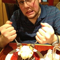 Photo taken at Red Robin Gourmet Burgers by Aubrey G. on 1/12/2013