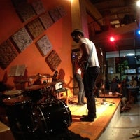 Photo taken at Taima Pizzeria by Carlos Q. on 10/12/2012