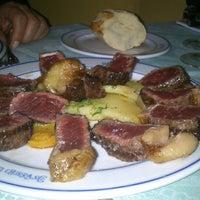 Photo taken at Restaurante El Churrasco by Rafael V. on 2/21/2013