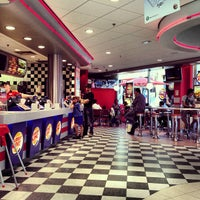 Photo taken at BURGER KING® by val d. on 10/15/2012