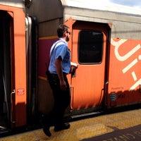 Photo taken at MBTA Commuter Rail South Attleboro by ❤️❤️Esra❤️❤️ on 7/31/2014