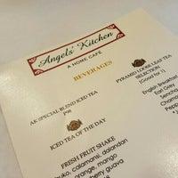 Photo taken at Angel's Kitchen by Philip W. on 3/23/2016