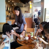 Photo taken at Starbucks Coffee by Philip W. on 10/28/2012