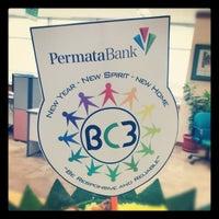 Photo taken at PermataBank Tower III Lt.11 Bintaro by chocodyssey on 1/8/2013