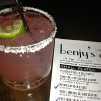 Photo taken at Benjy's by Danielle S. on 12/23/2012