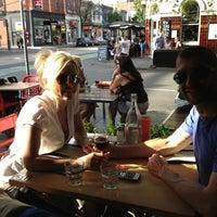 Photo taken at Caffé Sienna Ristorante by Melinda J. on 12/21/2012