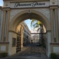 Photo taken at Paramount Studios by Trina U. on 7/23/2016