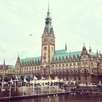 Photo taken at Hamburg by Sergey P. on 6/14/2013