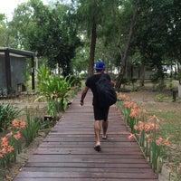 Photo taken at Costa Lanta Resort Koh Lanta by María R. on 4/15/2015