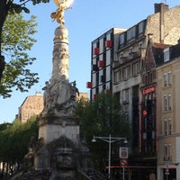 Photo taken at Reims by Violetta S. on 4/25/2013