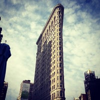 Photo taken at Madison Square Park by Mr. B. on 8/23/2013