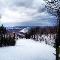 Photo taken at Georgian Peaks by baptou on 2/21/2014