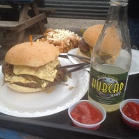 Photo taken at Hubcap Grill & Beer Yard by Greg N. on 5/23/2014