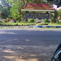 Photo taken at Divisi Munisi PT. PINDAD (Persero) by Irvando L. on 7/4/2014