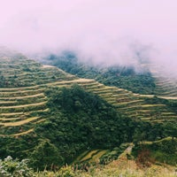 Photo taken at Banaue Rice Terraces Viewpoint by ace ann s. on 10/6/2016