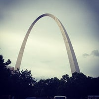 Photo taken at Gateway Arch by Chelsea P. on 5/30/2013