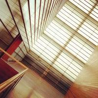 Photo taken at Palacio de Congresos Kursaal by Brj on 11/21/2012