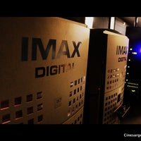 Photo taken at IMAX Theatre Showcase by Cines Argentinos on 5/23/2013