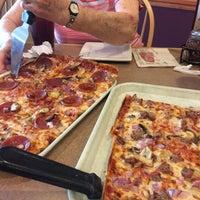 Photo taken at Ledo Pizza by David F. on 7/1/2016