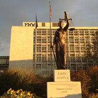 Photo taken at Oakland County Sixth Circuit Court by Brian J. P. on 10/11/2012