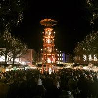 Photo taken at Mainzer Weihnachtsmarkt by Philip H. on 12/3/2016
