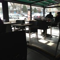 Photo taken at Starbucks by Akın E. on 1/1/2013