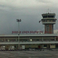 Photo taken at Ngurah Rai International Airport (DPS) by genxq c. on 1/25/2013